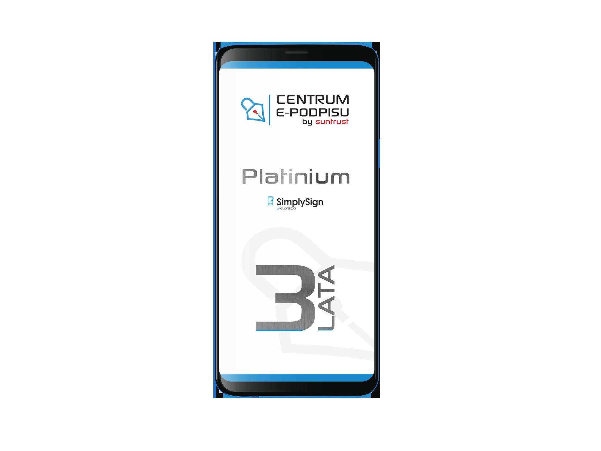 Pakiet Platinium
